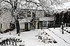 Saint Nicholas Convent in the Winter | 免版税照片