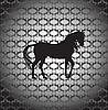 Фото 300 DPI: Лошадь покроя
