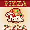 Векторный клипарт: Пицца этикетки