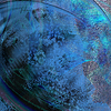 Blue dark background | Stock Illustration