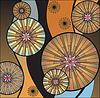 Vektor Cliparts: Dekoratives Muster