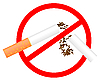 Vector clipart: No Smoking sign