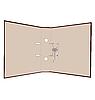 Vector clipart: open folder