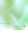 Vector clipart: abstract green backgroun