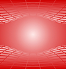 Vector clipart: red abstract background for design