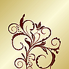 Vector clipart: luxury background