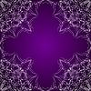 Векторный клипарт: абстрактные цветочные фона