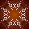 Векторный клипарт: цветочная композиция