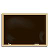 Vector clipart: school blackboard