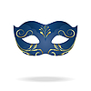 carnival or theater mask