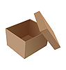 Vector clipart: open box