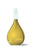 Векторный клипарт: белого вина графин