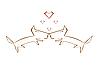 Векторный клипарт: Смешные сладкий собаки в любви
