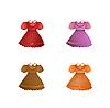 Набор детей платья