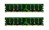 Векторный клипарт: Два зеленых модулей DDR