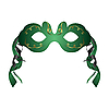 Vector clipart: realistic carnival or theater mask