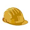 Векторный клипарт: Шлем