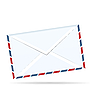 Vector clipart: envelope of post