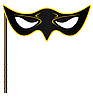 Vector clipart: carnivals mask