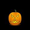 Halloween pumpkin | Stock Vector Graphics