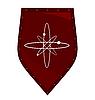 durch rote Ritter Schild