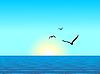 ID 3086570 | Sea landscape | Stock Vector Graphics | CLIPARTO