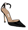 Vector clipart: woman shoe