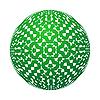 Векторный клипарт: абстрактный сфере зеленый
