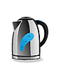 Vector clipart:  Electric kettle is
