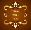 Vector clipart: Luxury background for design