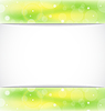 Vector clipart: Eco light background with copy space
