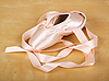 Ballet shoes | Stock Foto