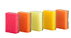 ID 3280167 | Group of kitchen colorful sponges | High resolution stock photo | CLIPARTO