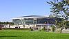 Football stadium in Donetsk   Stock Foto