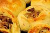 Fresh baked buns | Stock Foto