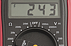 Digital multimeter | Stock Foto