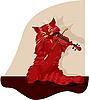 musical cat