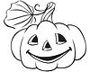 Vector clipart: Funny Halloween Pumpkins