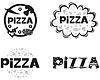 лого для пиццы