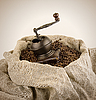 Photo 300 DPI: coffee grinder