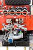 细引擎车辆 | 免版税照片