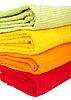 Fresh towels | Stock Foto