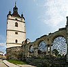 Old church in Kamyanets-Podolsky | Stock Foto