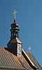 Dome of orthodox church   Stock Foto