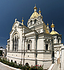 Foto 300 DPI: Orthodoxe Kirche in Sewastopol