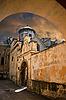 Фото 300 DPI: Древняя армянская церковь во Львове