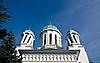체르니 세인트 니콜라스 대성당의 돔 | Stock Foto