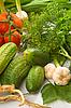 Świeże warzywa | Stock Foto