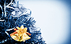 Photo 300 DPI: christmas tree with bells