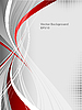 Векторный клипарт: абстрактные современные шаблон